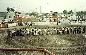 Bull Riding Event, Saltillo, Mexico